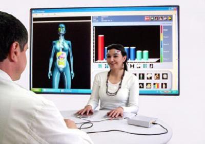 Escaneo del cuerpo